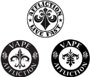 Afflication-Marken aus Prozessakte